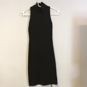 NWT American Apparel Turtleneck Dress Size S